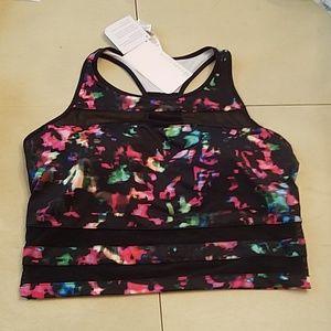 NWT Size L Fabletics sports bra